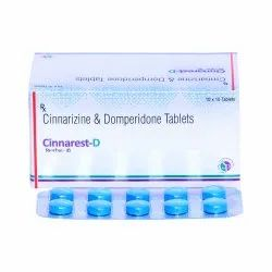 Cinnarizine 20 Domperidone 10 Mg Tablets