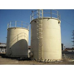 Vertical MS Oil Storage Tanks