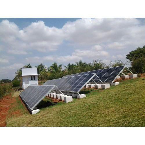 Kirloskar 10 Kw Off Grid Solar Power System