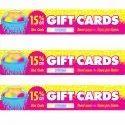 Matt Gift Card Magnets