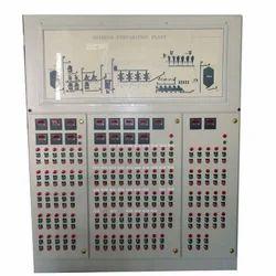MCC Panel with Mimic Diagram