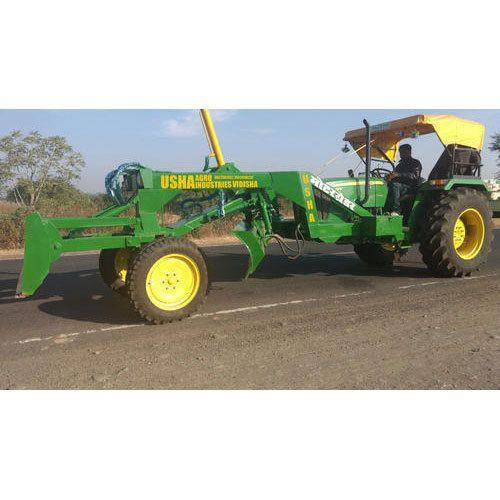 Usha Tractor Fitted Mini Motor Grader (john Deere Tractor Grader)