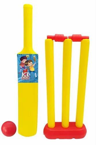 Itoys Cricket Set No 4