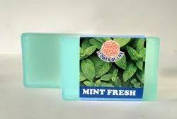 Mint Fresh Glycerin Soap