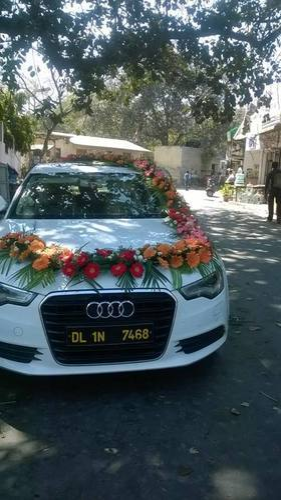 Wedding Car Decoration Services