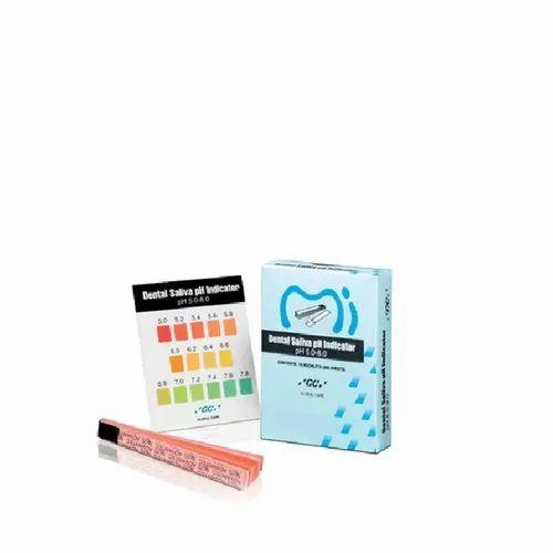 Gc Dental Saliva Ph Indicator Pack Of 200