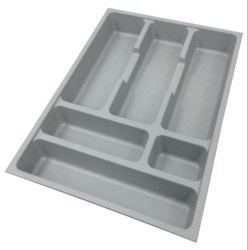 6 Sections Cutlery Tray