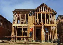 House Building Construction Work Service