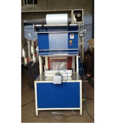Beverage Bottle Wrapping Machine