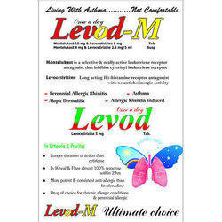 Levocetirizine Di- Hydrochloride  5 mg