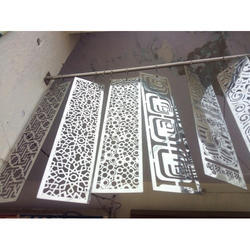 Panel Stainless Steel Railing Fitting