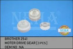 Brother 2541 Motor Drive Gear