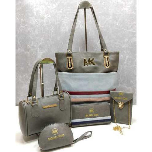 Michael Kors Grey Ladies Handbag Set, Rs 800  set, Sana Enterprises ... 55a7047079