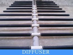 FTPS Powder Coated Air Diffuser, For Industrial