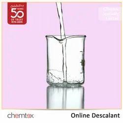 Online Descalant