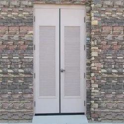 Fully Louver Door