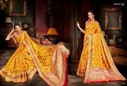 Lifestyle Presents Kashmiri Silk 2 Designer Rich Pallu Saree Collection