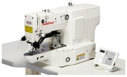 Electronically Controlled, Bar Tack Sewing Machine