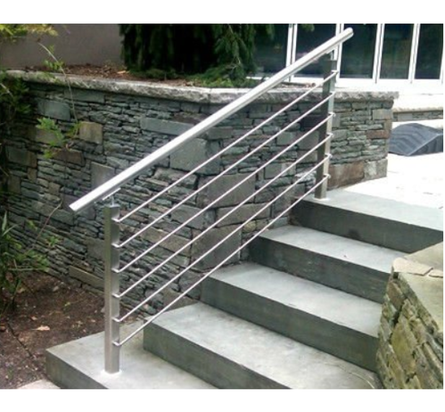 Metal Railings Stainless Steel Garden Railing Manufacturer From Mumbai
