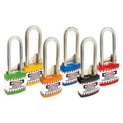 U-Safe Long/ Regular Shackle OSHA Padlock