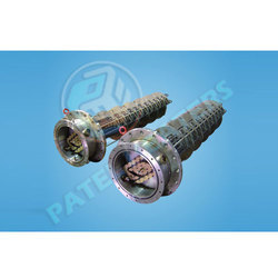 Caustic Anti Crystallization Heater