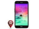 LG K10 (2017) Black Smart Phones