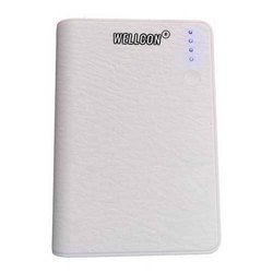 Wellcon Power Bank Leather Diary 10400 Mah