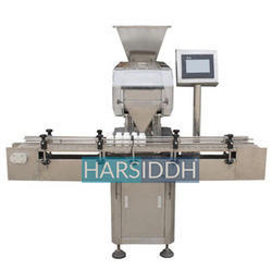 Electronic Capsule Counting and Filling Machine