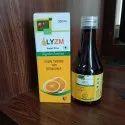 Lyzm Syp ( Fungal Digastive Enzyme Syrup