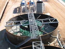 Reactivator Wastewater Clarifiers