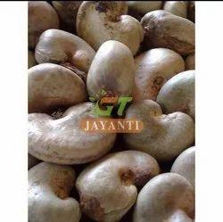 Raw Cashew Nut, Packaging Type: Jute Bags, Pack Size: 80 Kg / 50 Kg