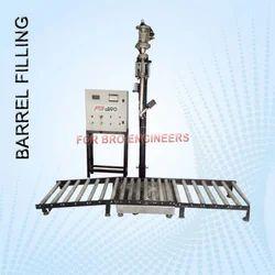 Barrel Filling Machine