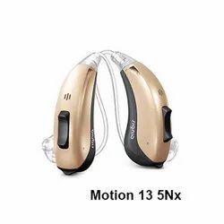 Motion 13 5Nx Hearing Machine