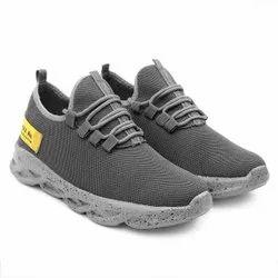 Ampher Grey Men's Sport Shoes, Size: 6-10