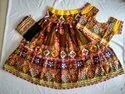 Kutch Embroidered Ghagra Choli - Ethnic Wear