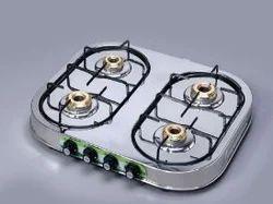 4 Burner High Thermal Efficient LPG Stove