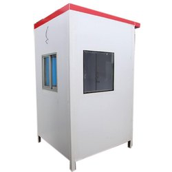 Toll Booths Security Cabin