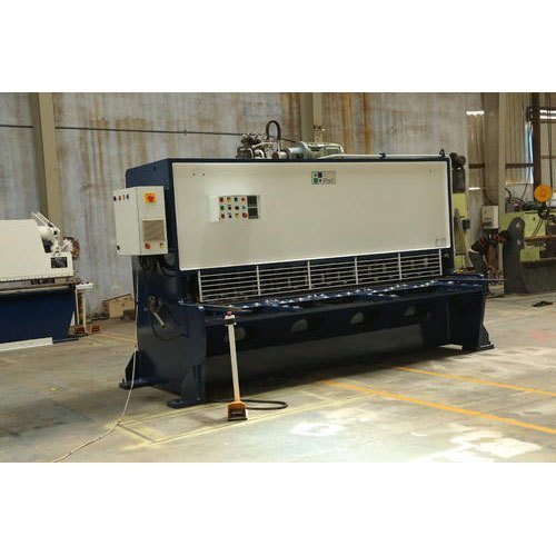 Mild Steel NC Hydraulic Shearing Machines