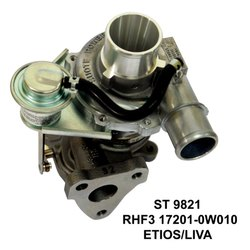 17201-0W010 Etios Liva Turbo Power Charger