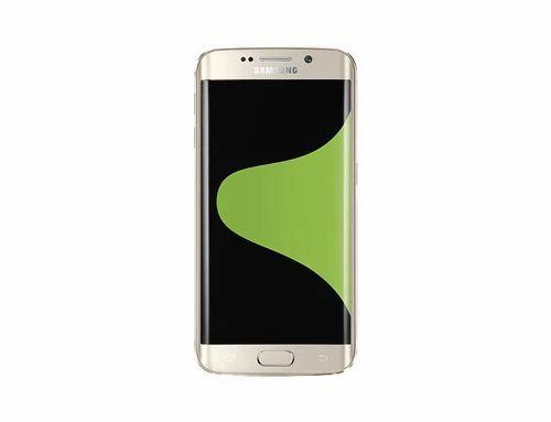 Samsung Galaxy S6 Edge Mobile Phones, Screen Size: 12 92cm
