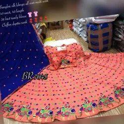 Garba Navratri Special Chaniya Choli, Dry clean