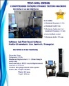 Fatigue Testing Machine for Bridge Bearing Pads