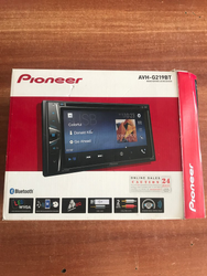 Pioneer Double Din With Bt
