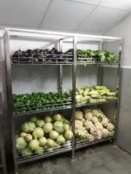 SS Vegetable Rack
