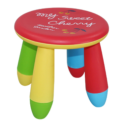 Kids Small Round Stool