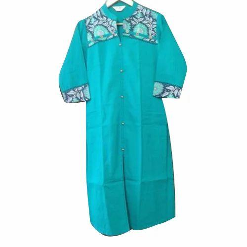 ce777339b2 Medium Ladies Cotton Kurti, Rs 550 /piece, Afsana   ID: 16893921197