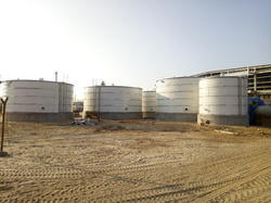 Domestic Water Tanks