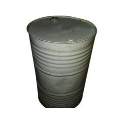 White 200 Litre MS Drum, 1 To 4 Feet, Capacity: 50 Litre