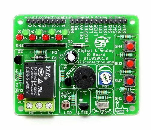 Silicon TechnoLabs Digital Analog Arduino Starter kit