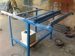 HDPE Bag Cutting Machine